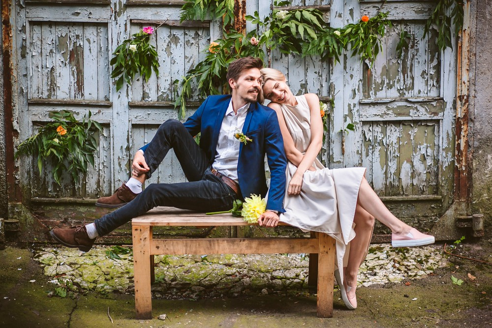 Glamorous Low Key Wedding Dresses